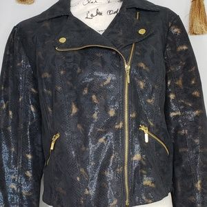 🚫🚫SOLD🚫Rock and Republic faux motorcycle jacket